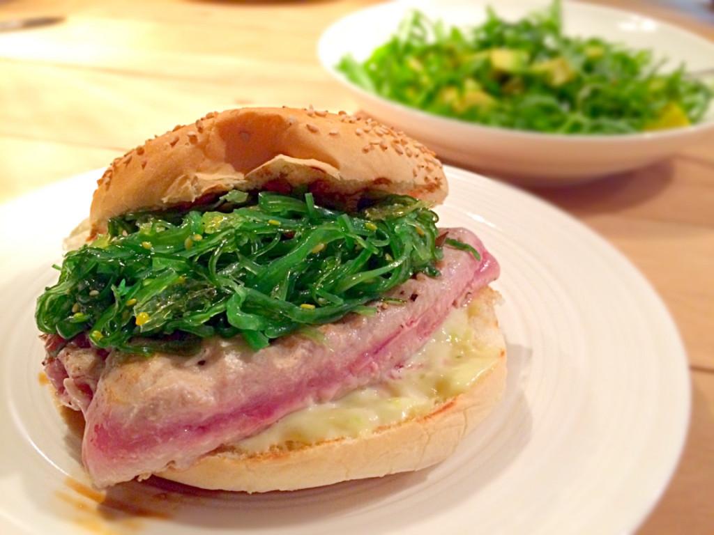 tonijnburgers