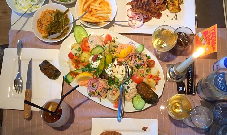 grieks restaurant lelystad