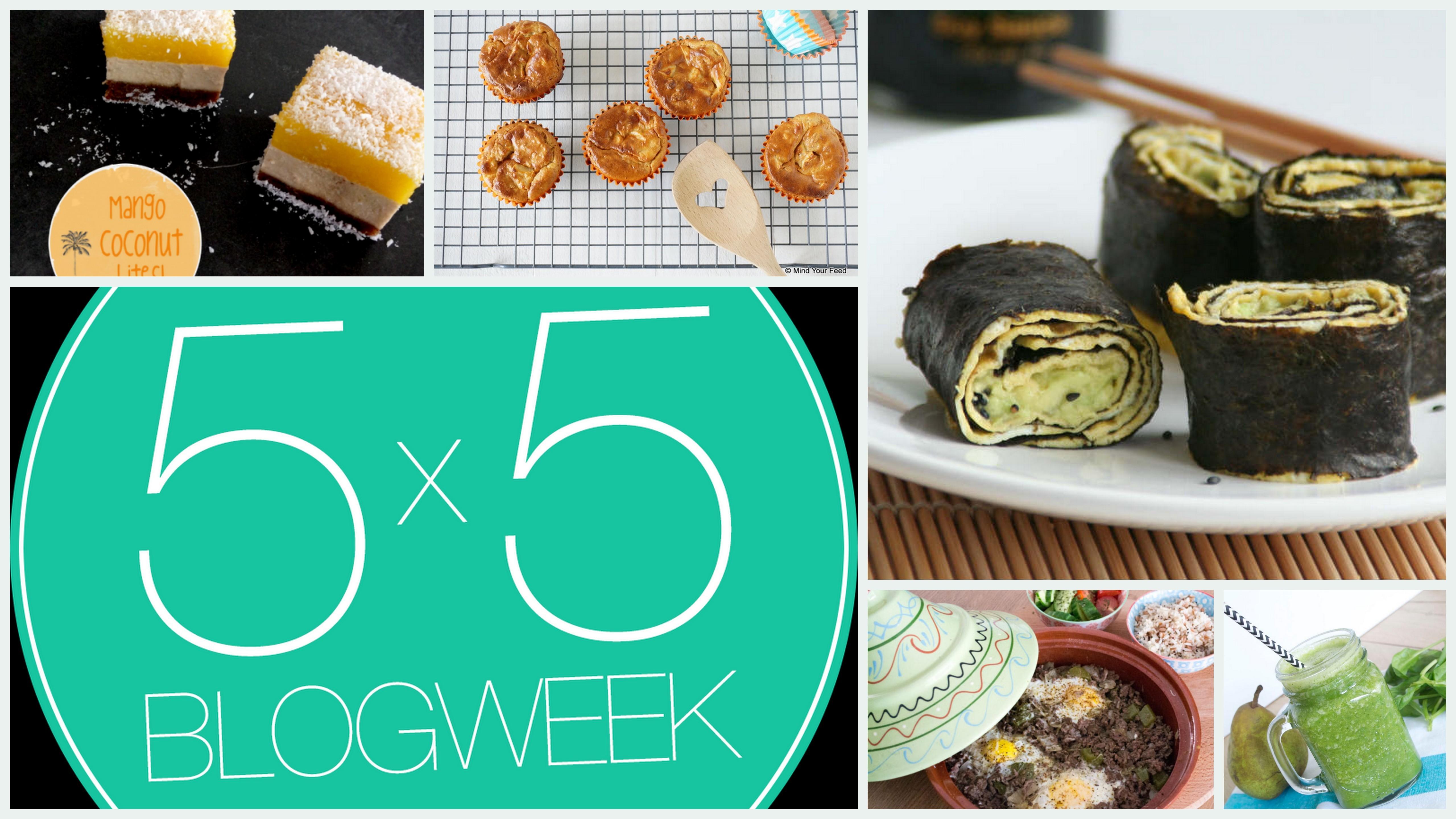 5x5 blog
