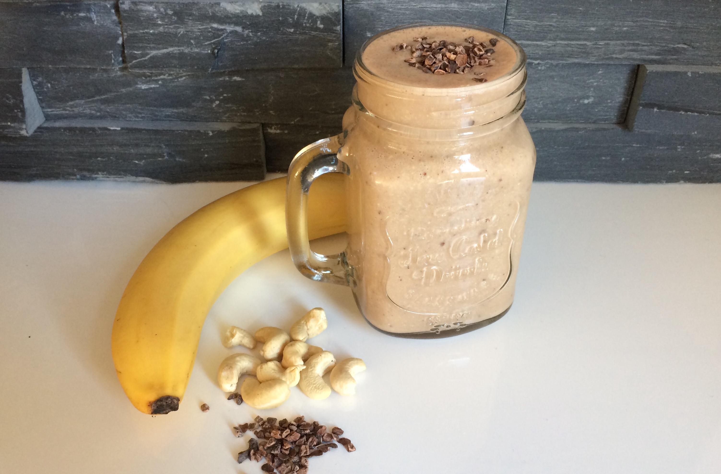 cacao milkshake