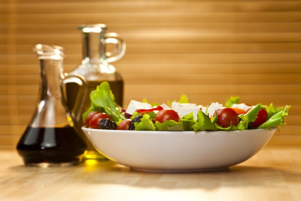 Salade dressings