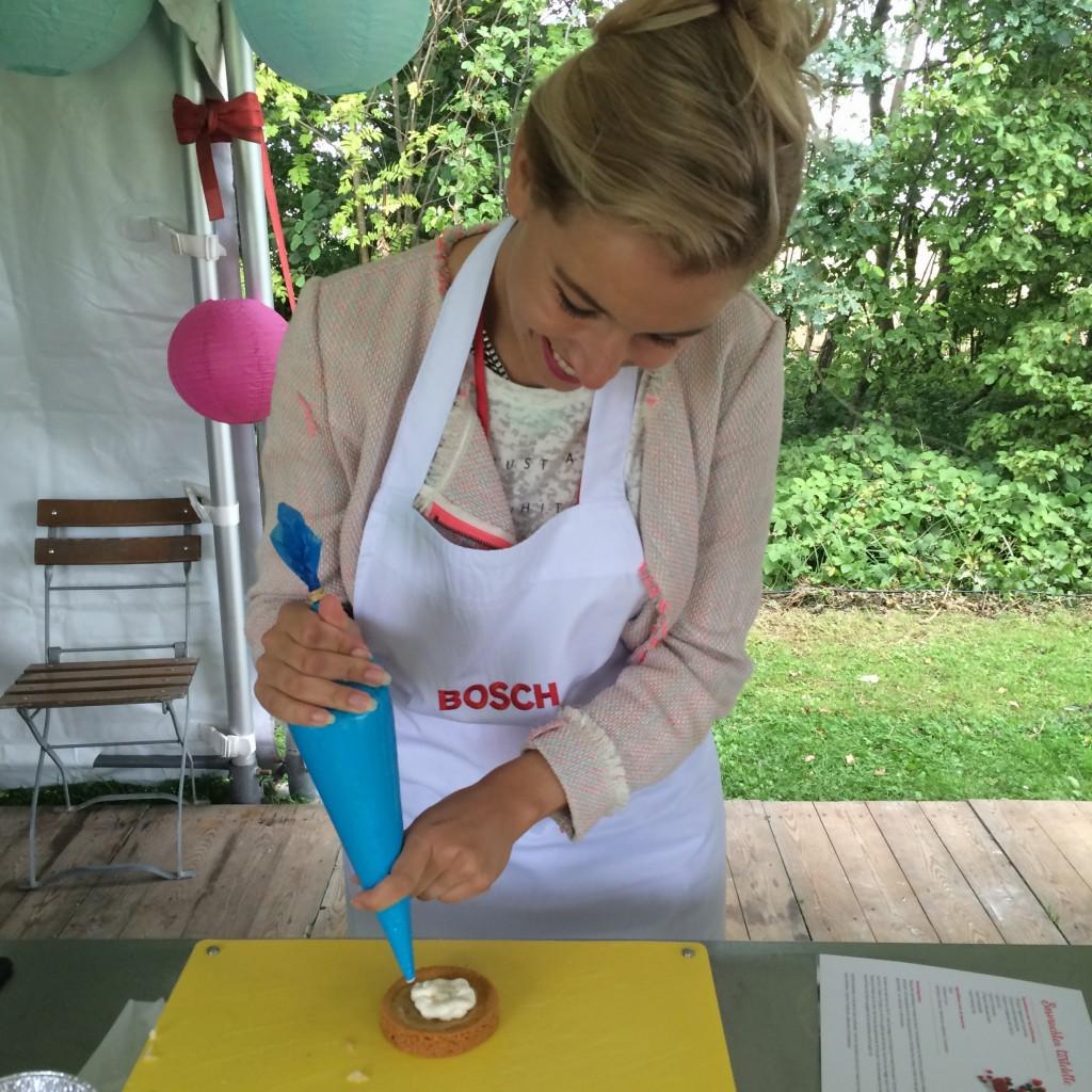 taartje maken