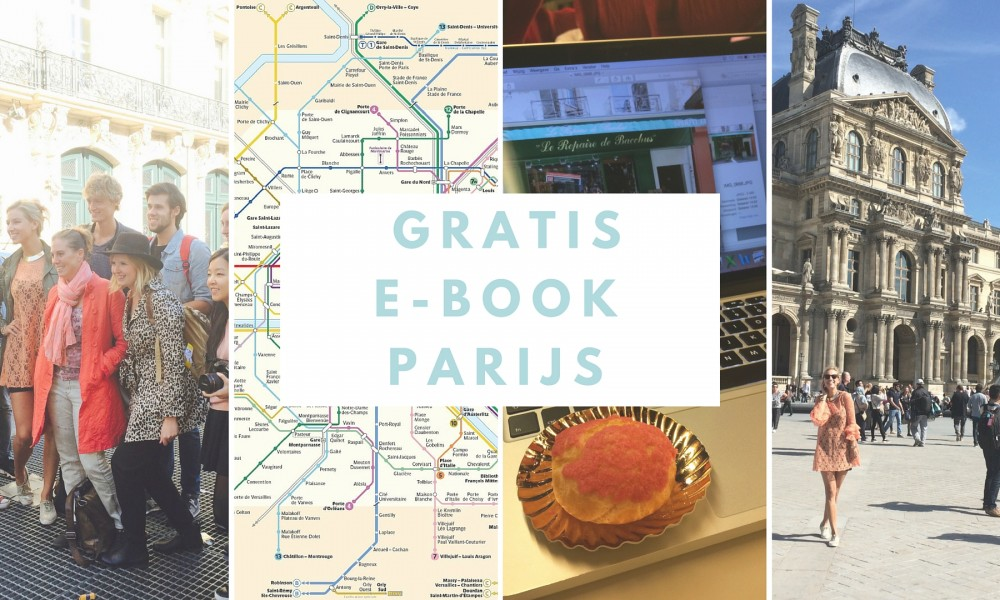 gratis e-book parijs