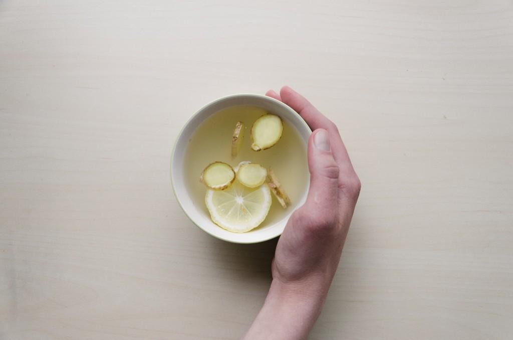 citroen gember drankje
