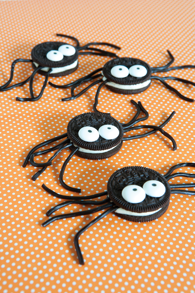 Super 10 x scary Halloween hapjes | Goodfoodlove IE59