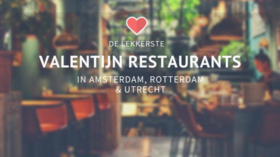 Valentijn restaurants