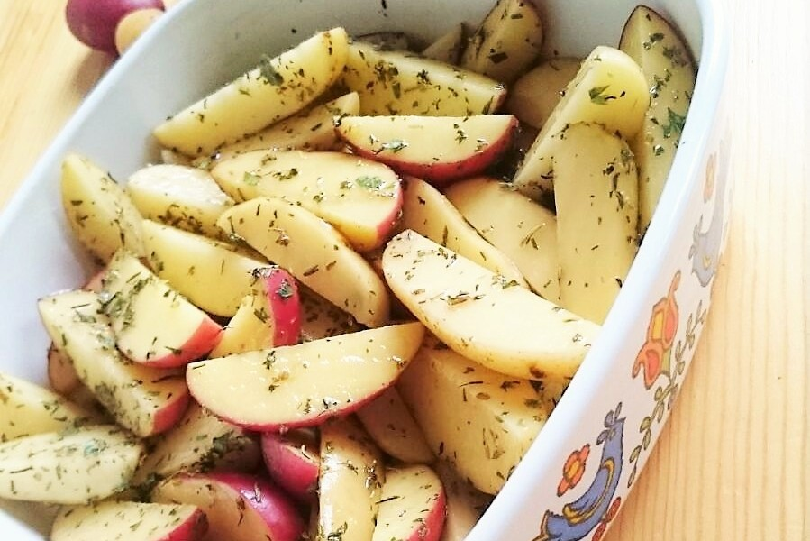 roast patatoes