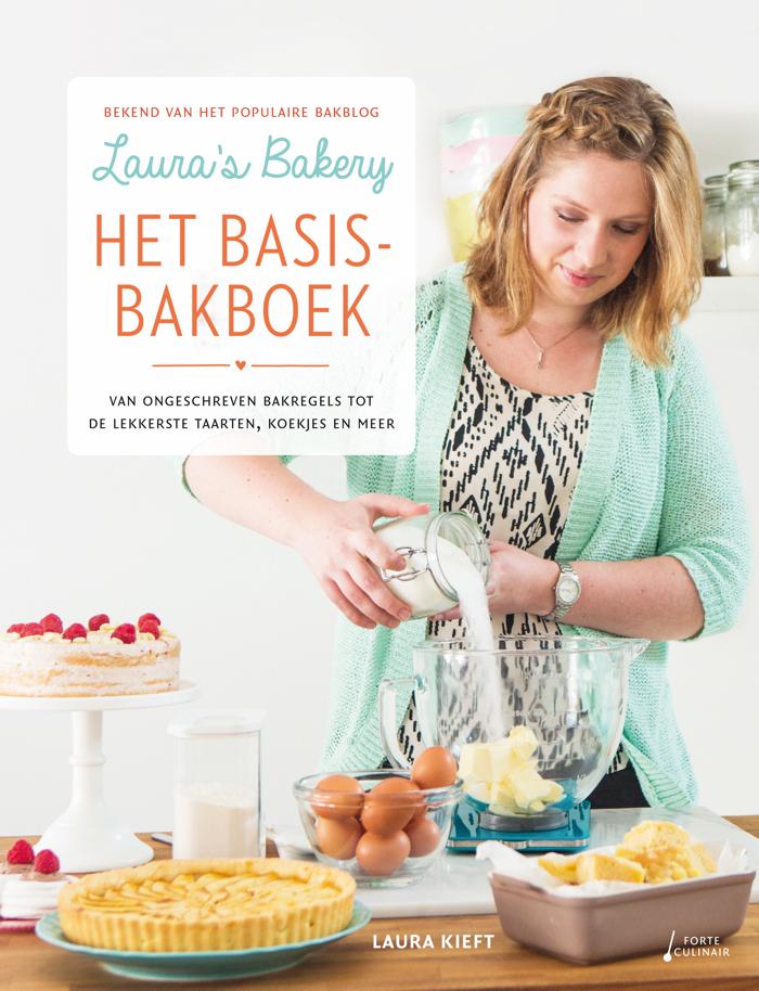 Lauras Bakery boek