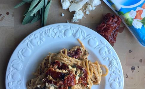 spaghetti met salieboter