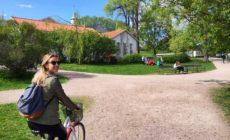 fietsen door oslo