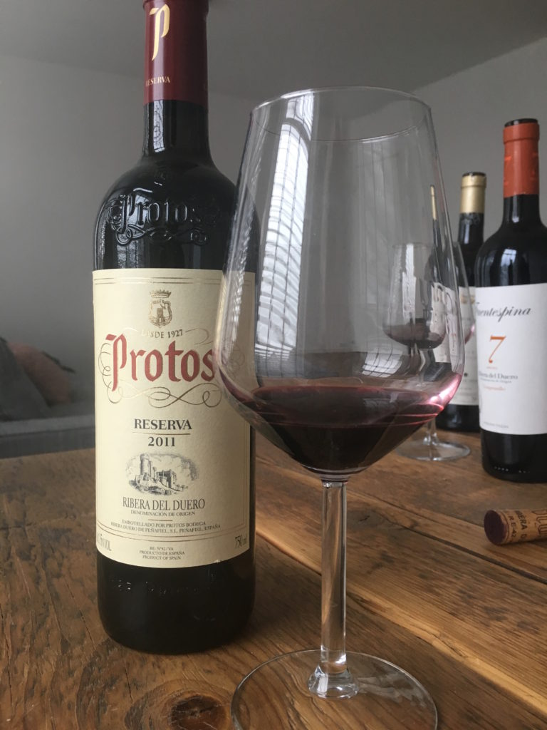 ribera wijn