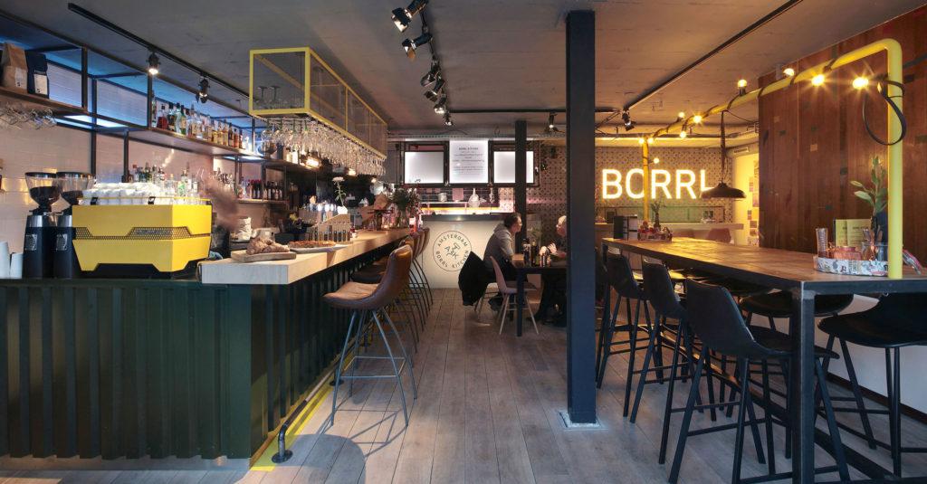 amsterdam borrl kitchen