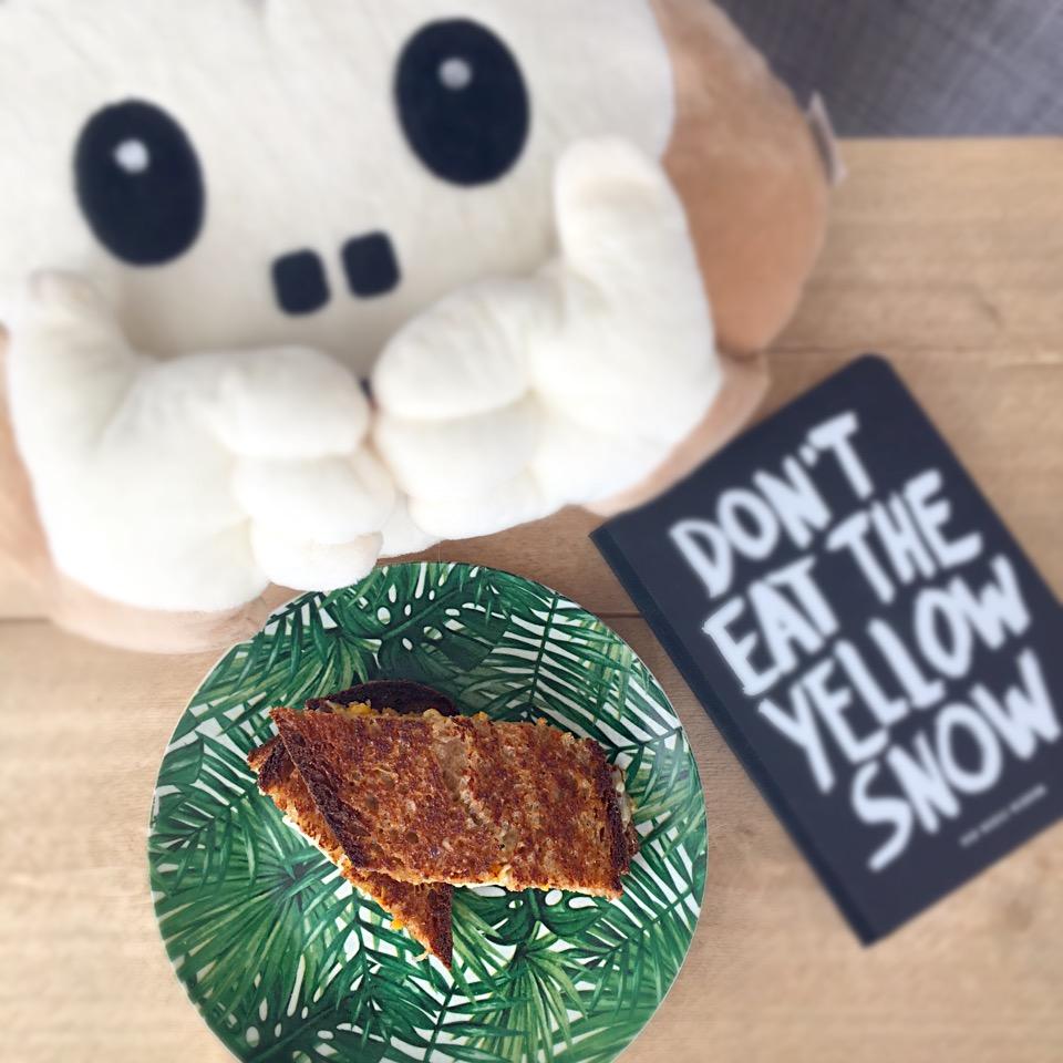 truffel kaas tosti