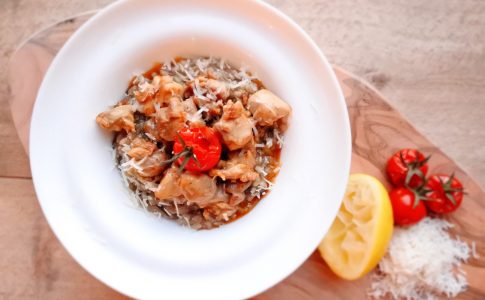 risotto maken