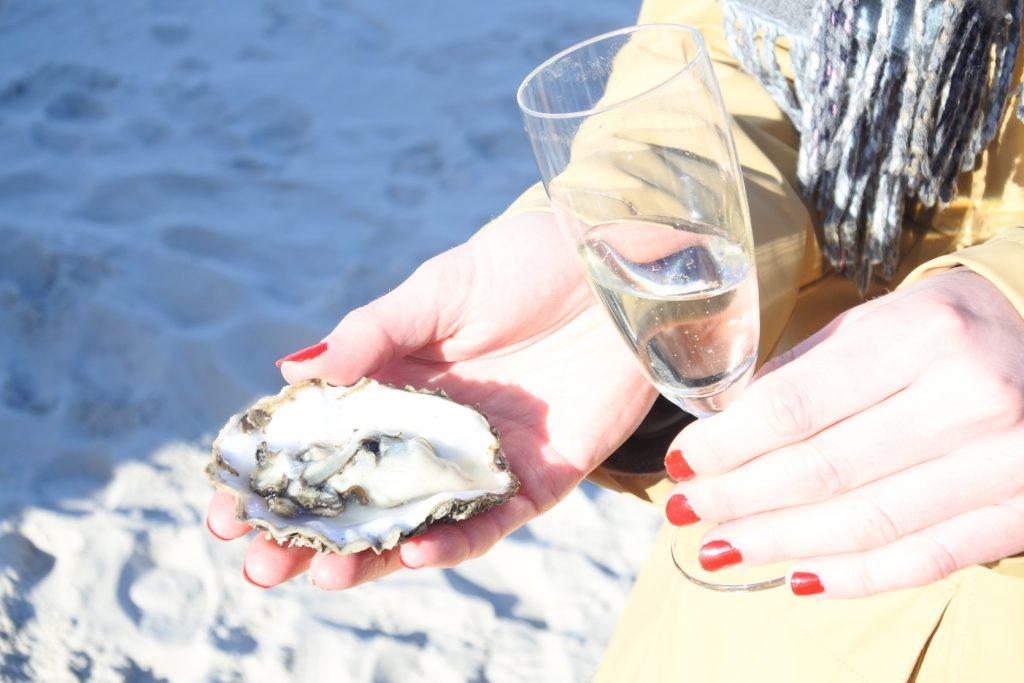 oester en bubbels
