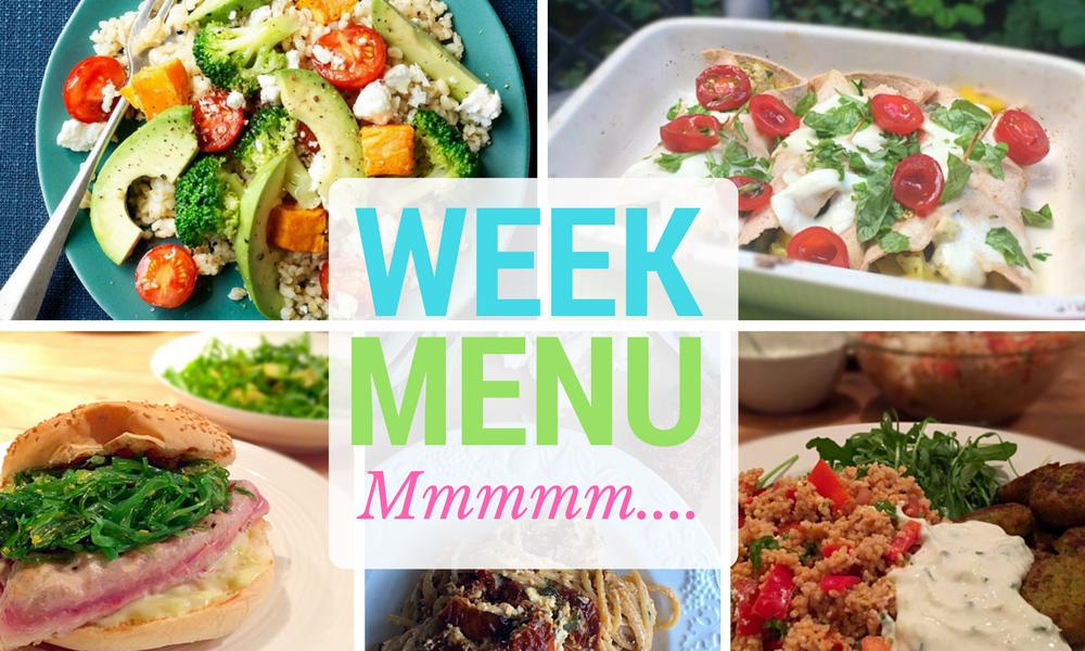 recepten week