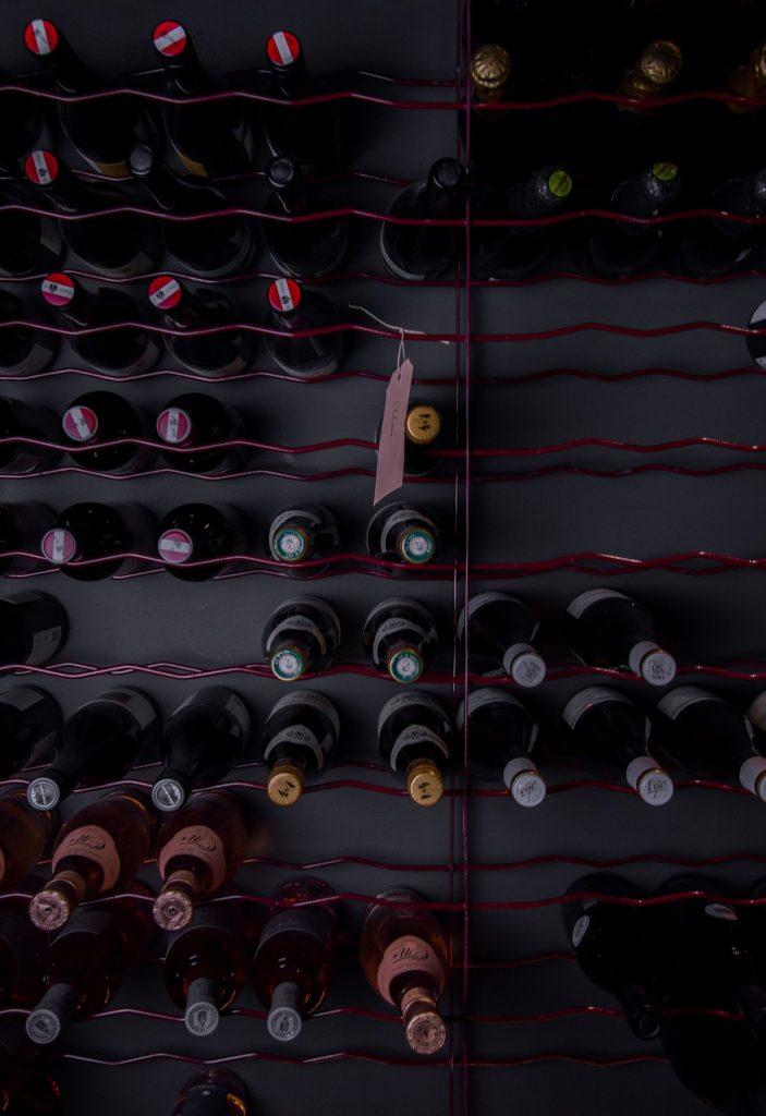 wijnkelder auberge