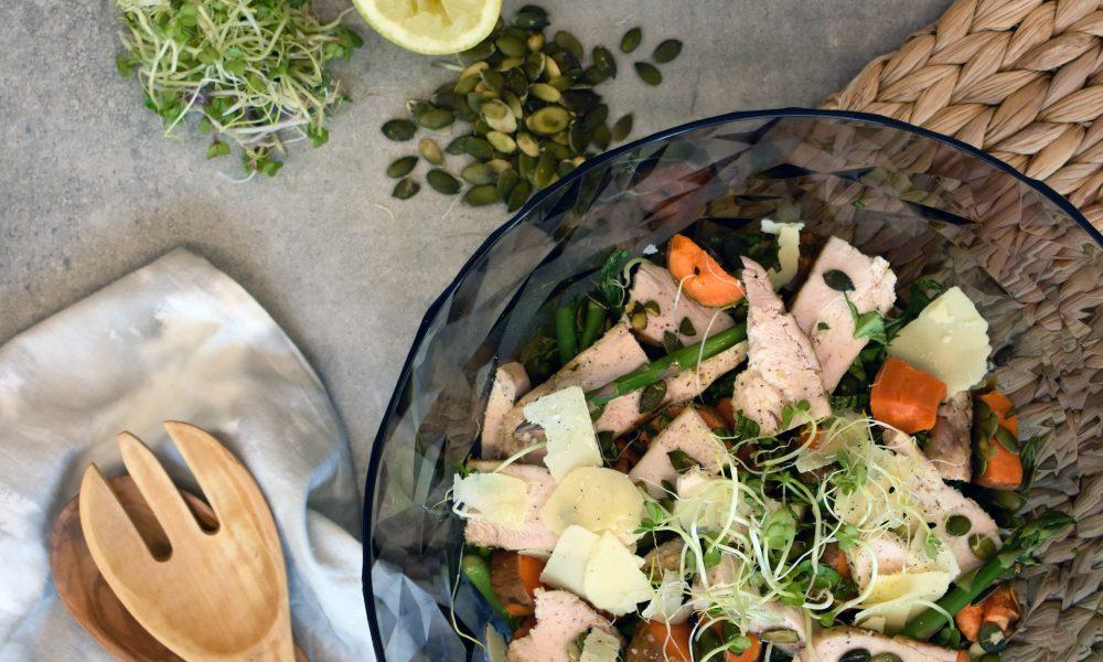 perfecte salade