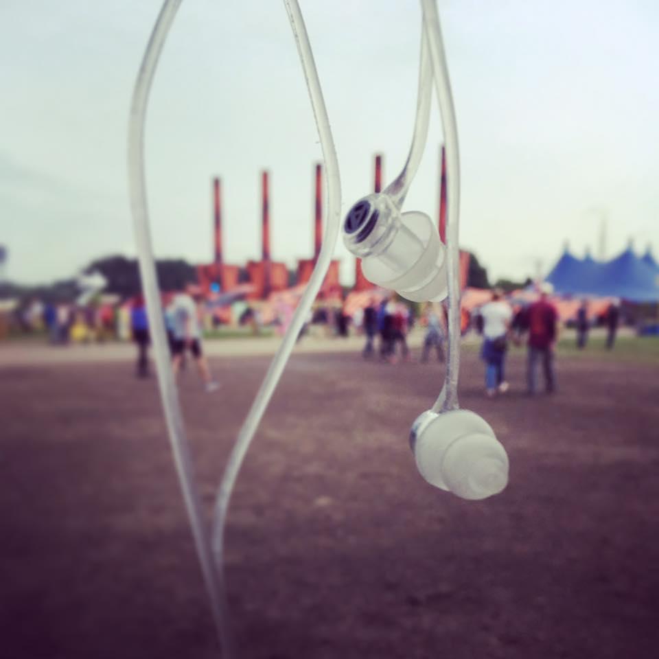piep in oor