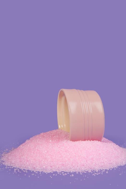 le creuset sugar pink