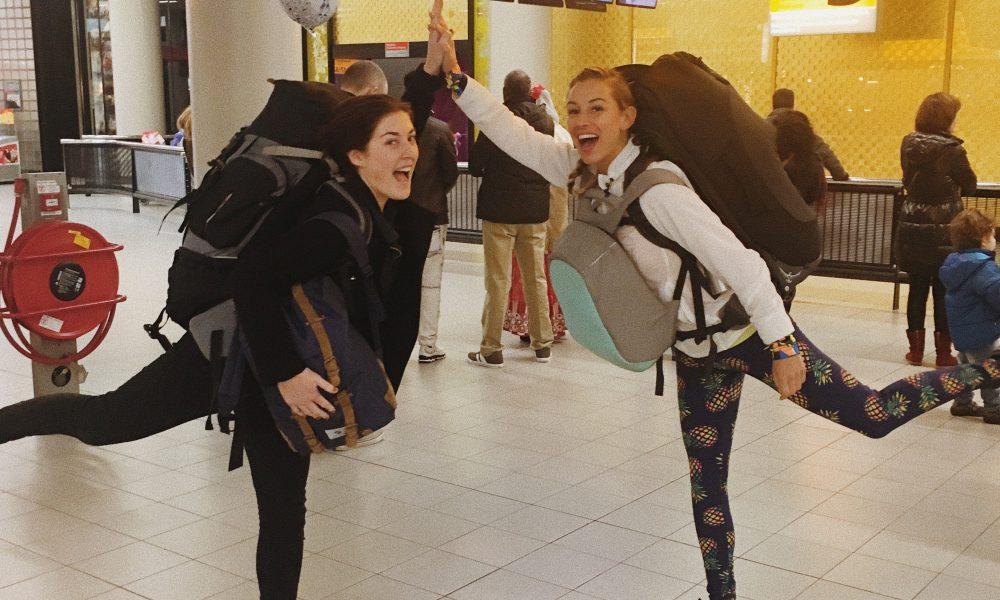 voor het eerst backpacken