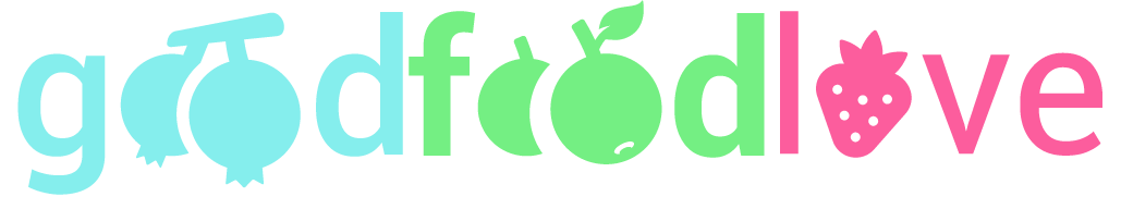 logo goodfoodlove
