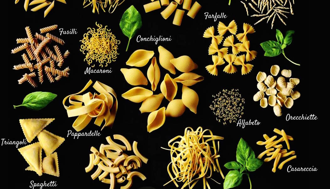 welke pasta bij welke saus