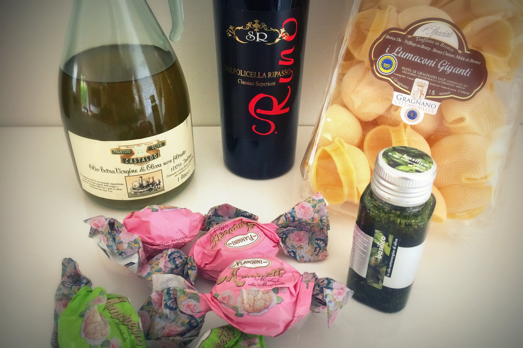 italiaanse producten