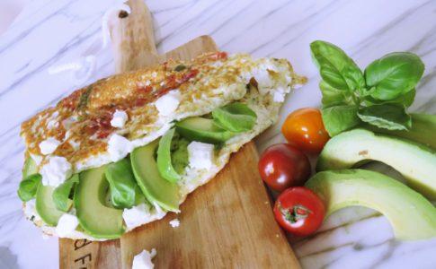 eiwit omelet
