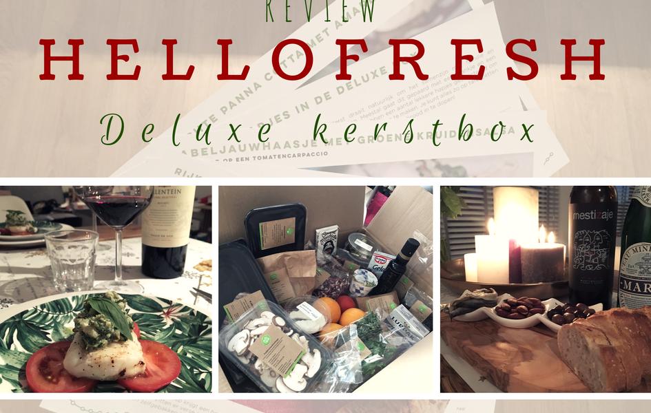 hello fresh kerstbox