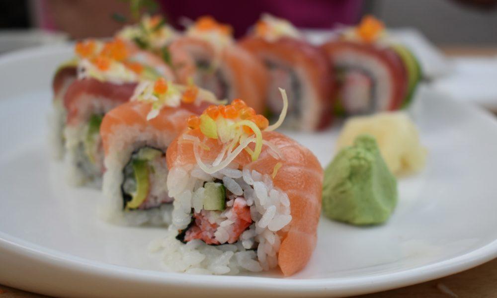 sushi n sake