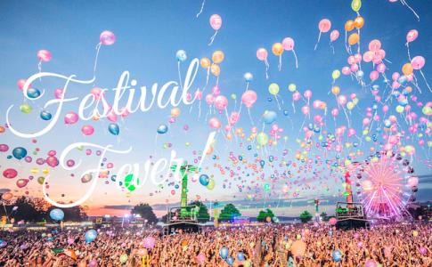 Festivalvakantie