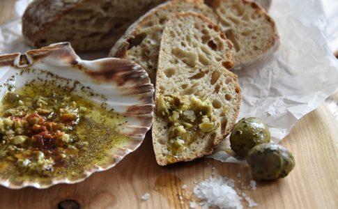 olijfolie dip