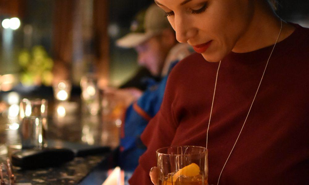 herfst cocktail