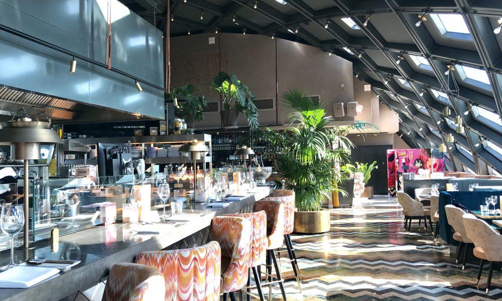 Interieur Restaurant Nacarat Amsterdam