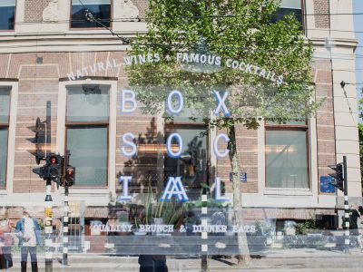 Restaurant Box Sociaal Amsterdam Oost